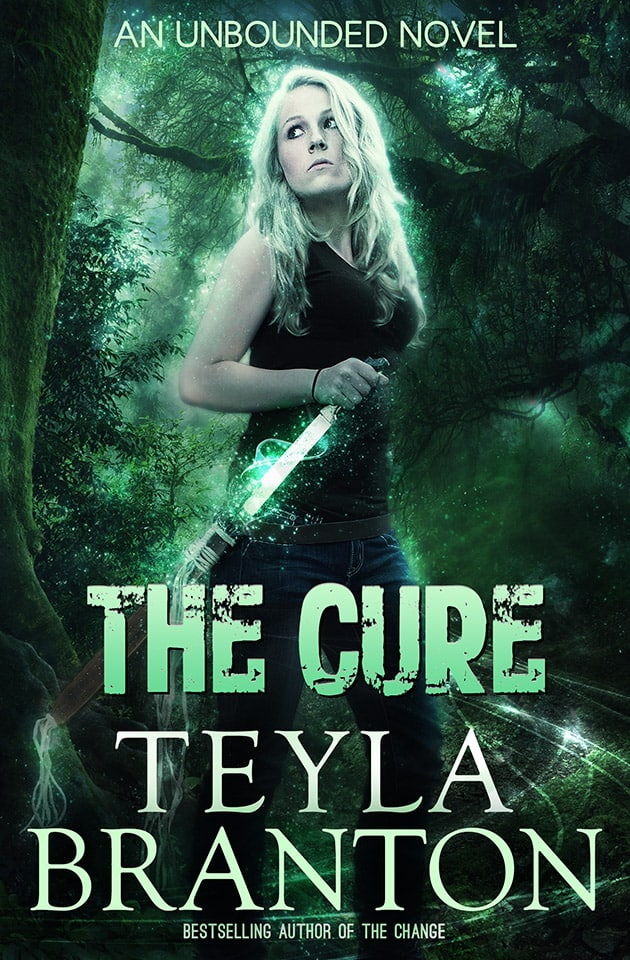 The Cure by Teyla Branton