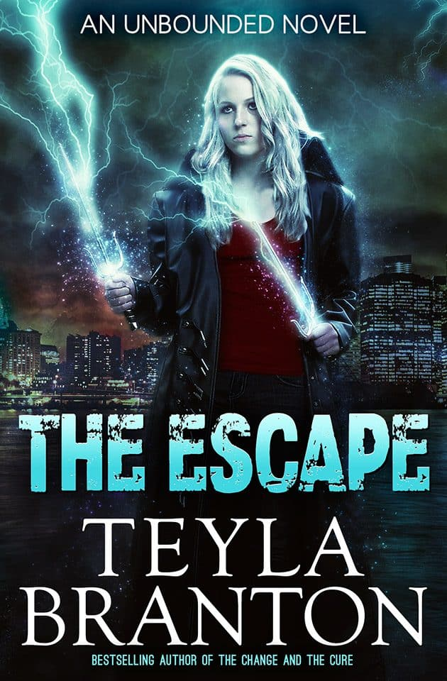 Cover for The Escape