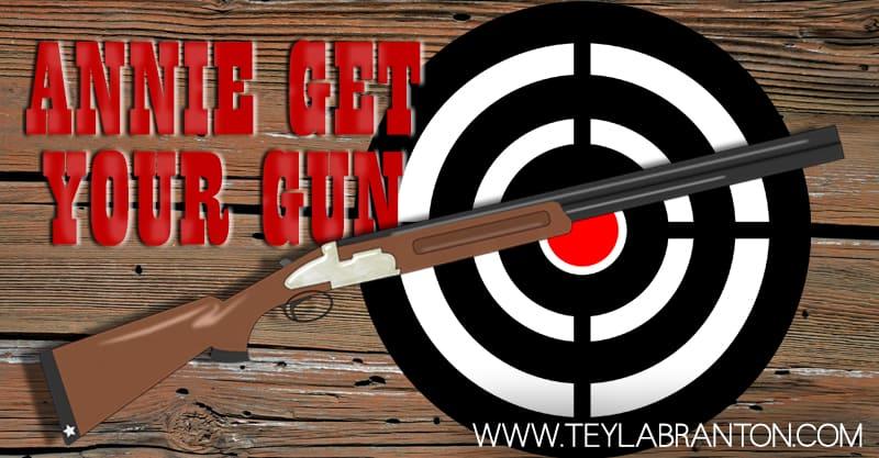 Message in Annie Get Your Gun
