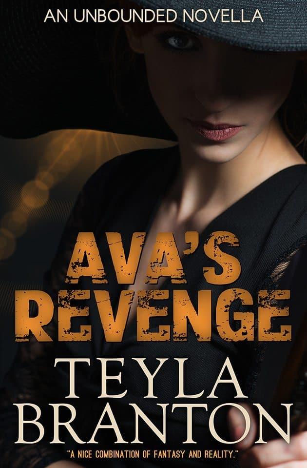 Ava's Revenge by Teyla Branton front cover
