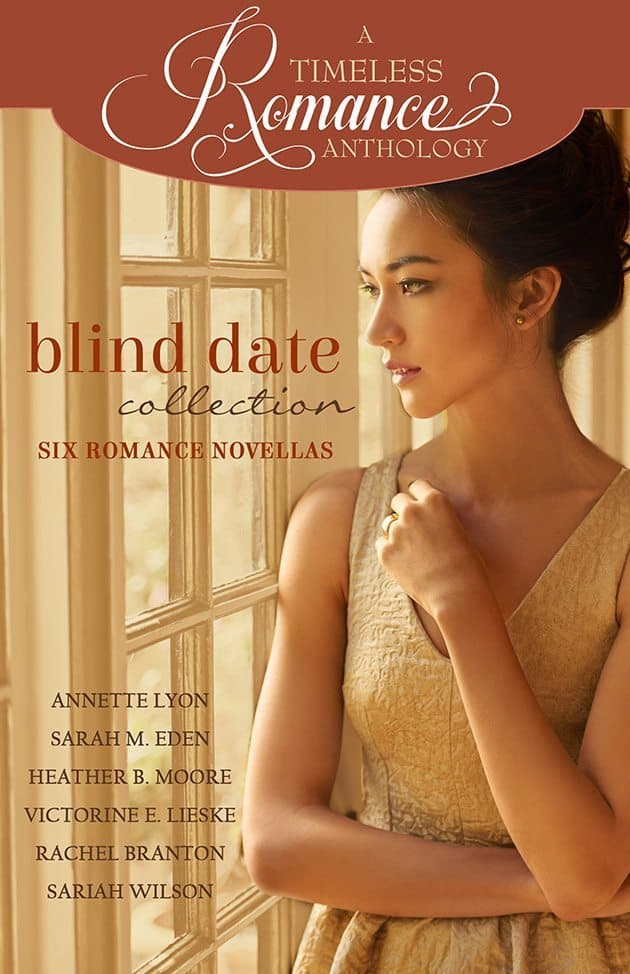 Blind Date Collection by Rachel Branton front cover