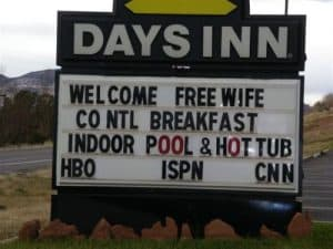 10 Funny Actual Grammar Mistakes on Signs #6