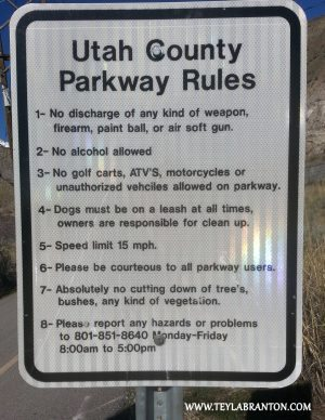 Utah County grammar mistake - 10 Funny Actual Grammar Mistakes on Signs