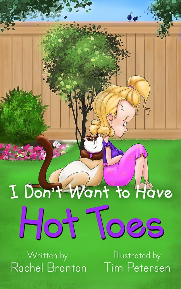 I Don't Want to Have Hot Toes ebook cover