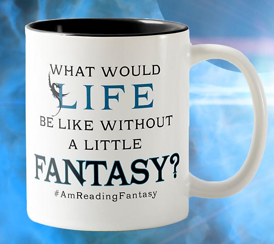 Fantasy reader mug giveaway