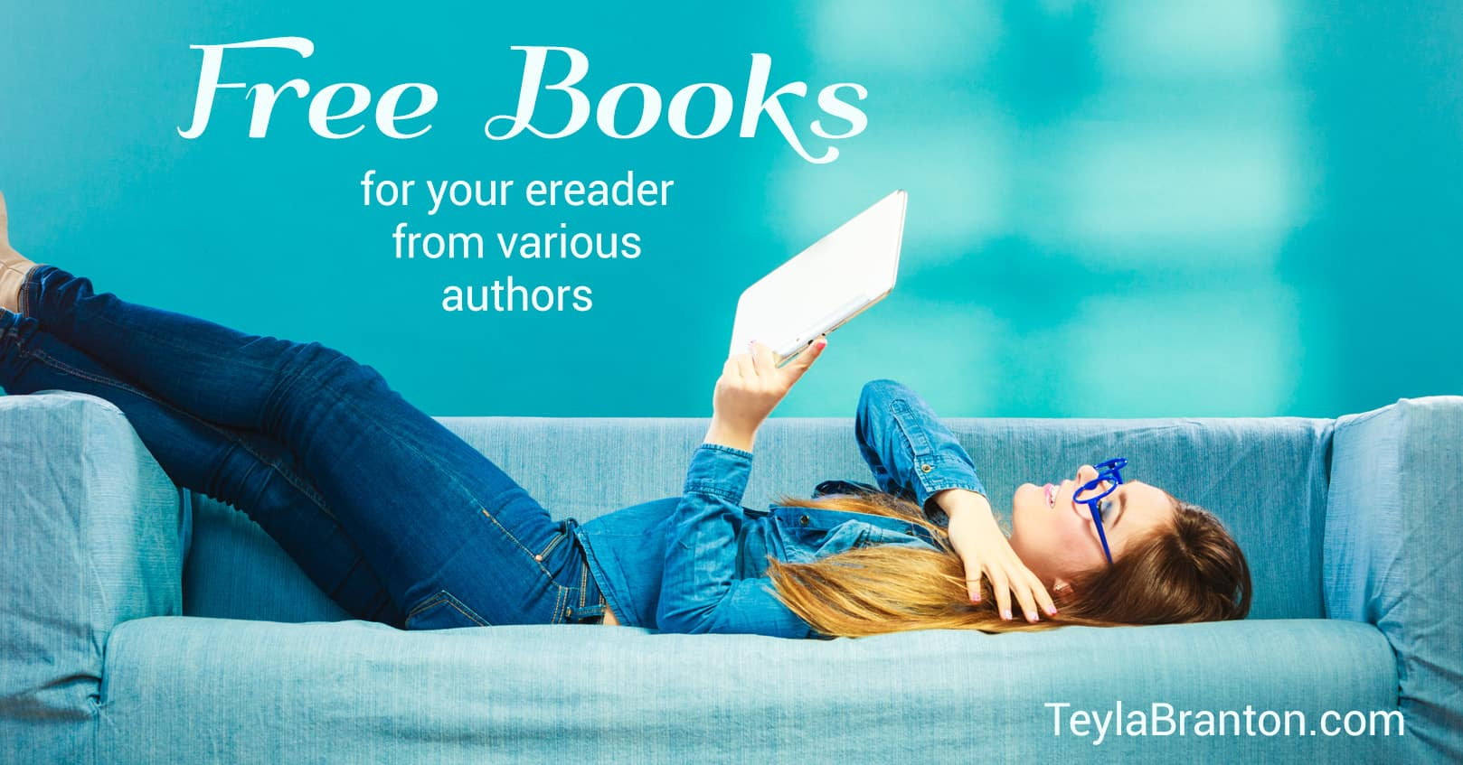 Free Books from Authors—Plus Enter to Win Prizes