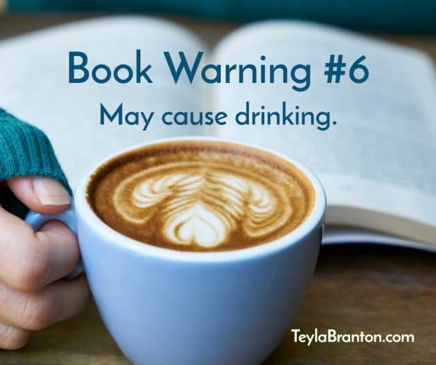 Teyla Rachel Branton's Book Warning #6