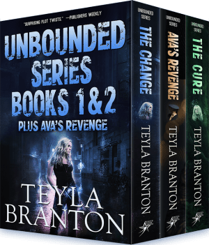 Cover for Unbounded Series Books 1 & 2: Plus Ava's Revenge