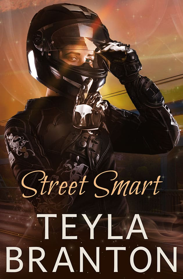 Street Smart by Teyla Branton (Imprints series)
