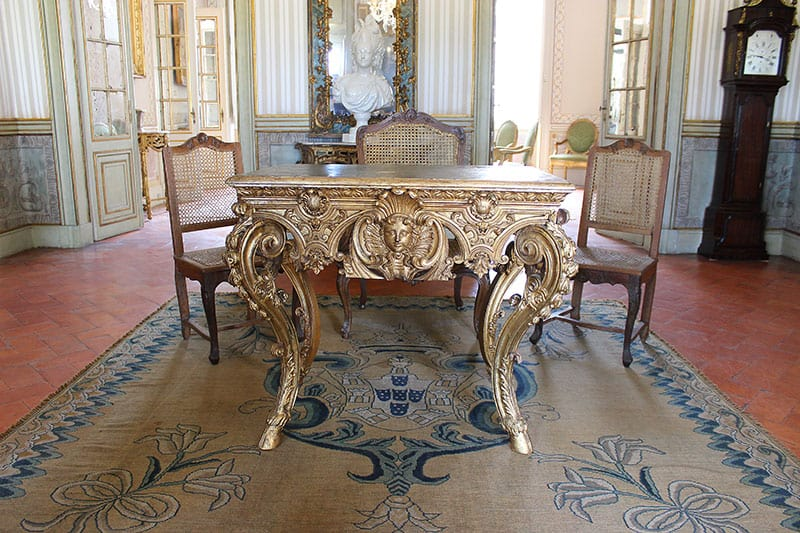 cool ornate table