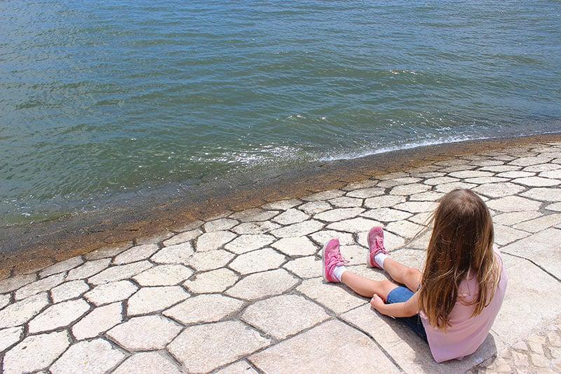 Lisbon by the Tagus River