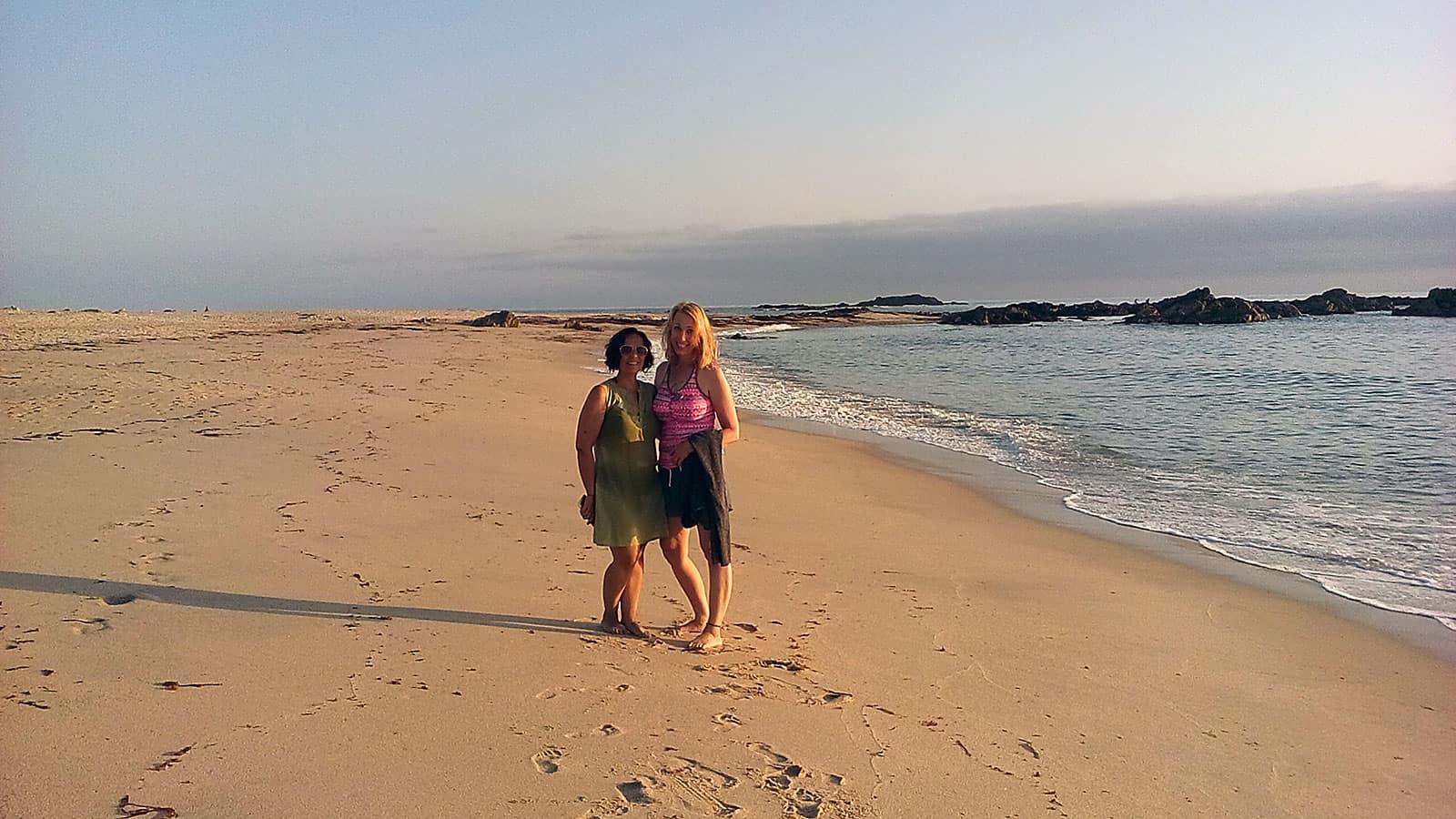 Teyla and Zezinha