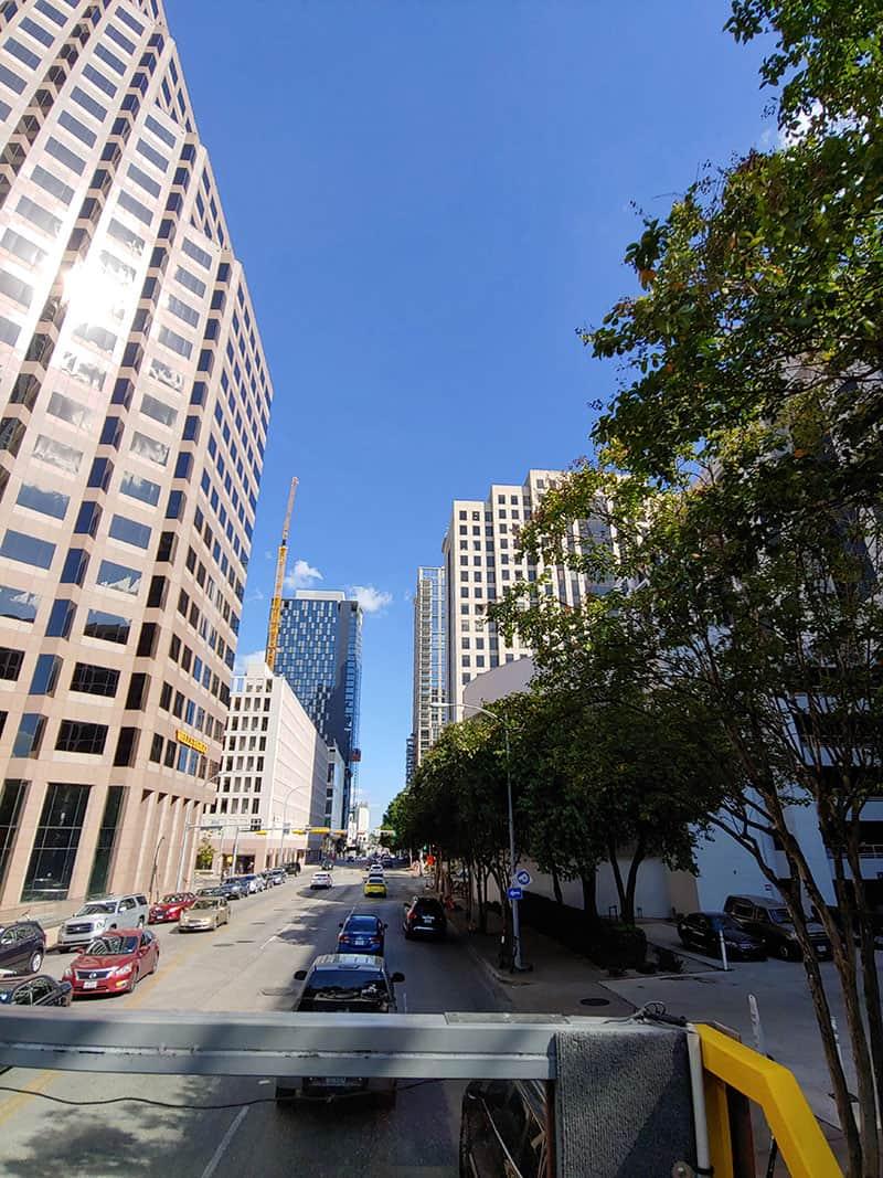 Street in Austin